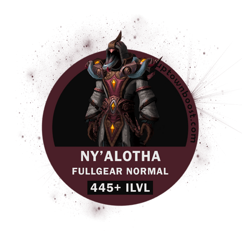 Buy Ny'alotha, The Waking City NORMAL Full Gear Boost - UptownBoost
