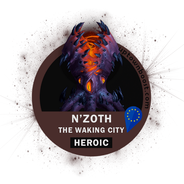 Buy N'zoth, The Corruptor HEROIC Kill [EU SERVERS] Boost - UptownBoost