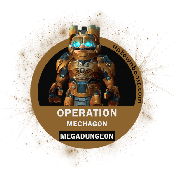 Buy Operation: Mechagon Boost Run Carry - UpTownBoost.com