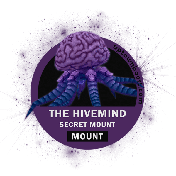 Buy The Hivemind Mount Boost Boost - UptownBoost
