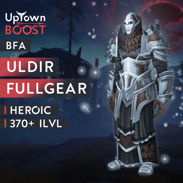 Buy Uldir Heroic Full Gear Boost Boost - UptownBoost