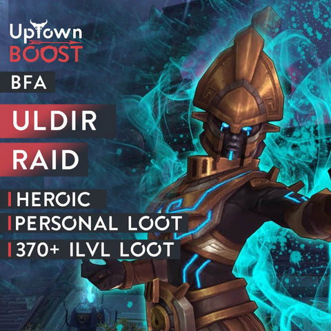 Buy Uldir Heroic Run Boost Boost - UptownBoost