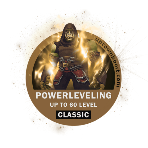 Buy WoW Classic CUSTOM Leveling Boost Carry - UpTownBoost.com