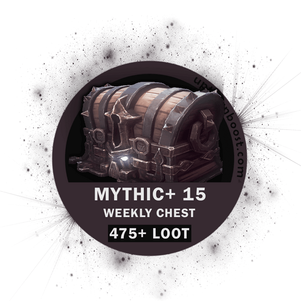 Buy BFA Mythic+15 Weekly Chest - Season 4 Boost - UptownBoost