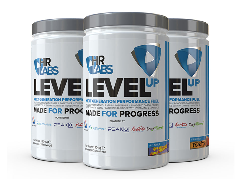 LEVELUP | NEXT GENERATION PERFORMANCE FUEL
