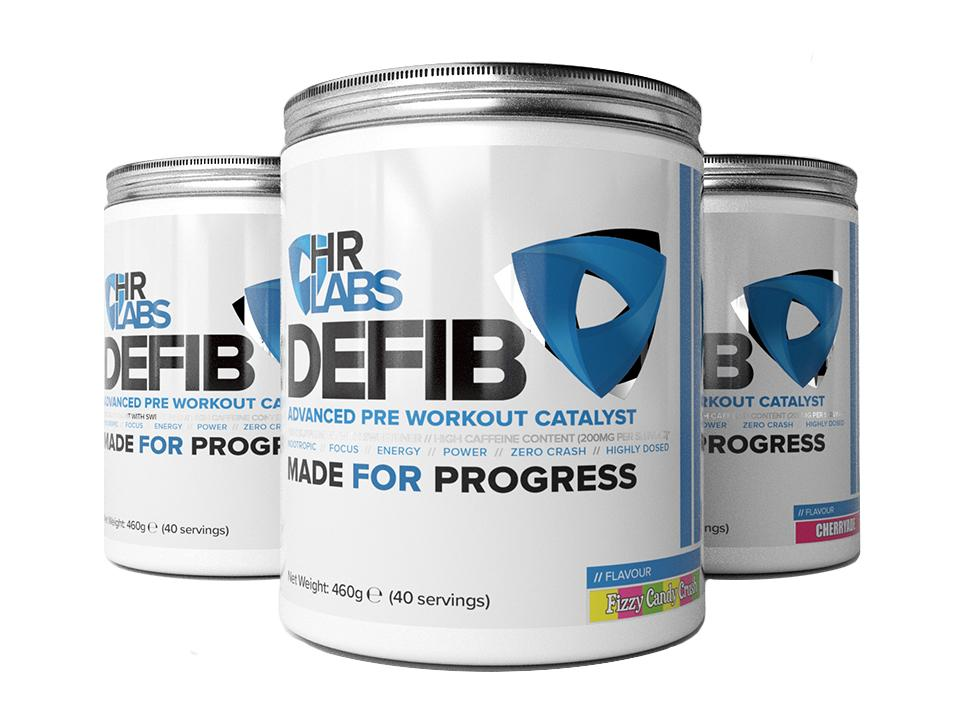 DEFIB | ADVANCED PRE WORKOUT CATALYST