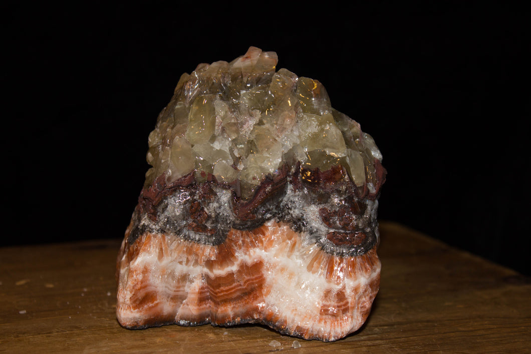 Rainbow Calcite #4
