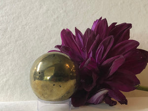 Pyrite Sphere-small