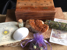 6 Month - Premium Subscription Box- Crystals, astrology, tarot, and more!