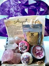 Bath Box by The Magickal Earth - Subscription and One Time Gift Orders