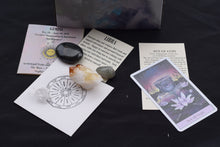 12  Month - Essential Subscription Box - Crystals, astrology, and tarot