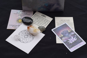 In Store Pick Up 1 Month - Essential Subscription Box - Crystals, astrology, and tarot