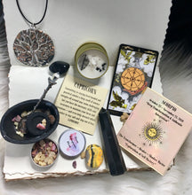 1 Month - Premium Subscription Box- Crystals, astrology, tarot, and more!