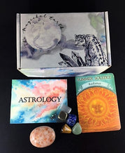 6  Month - Essential Subscription Box - Crystals, astrology, and tarot