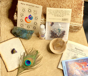 3 Month - Premium Subscription Box- Crystals, astrology, tarot, and more!