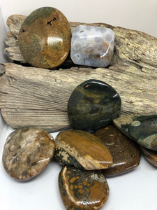 Ocean Jasper Cabs Assorted