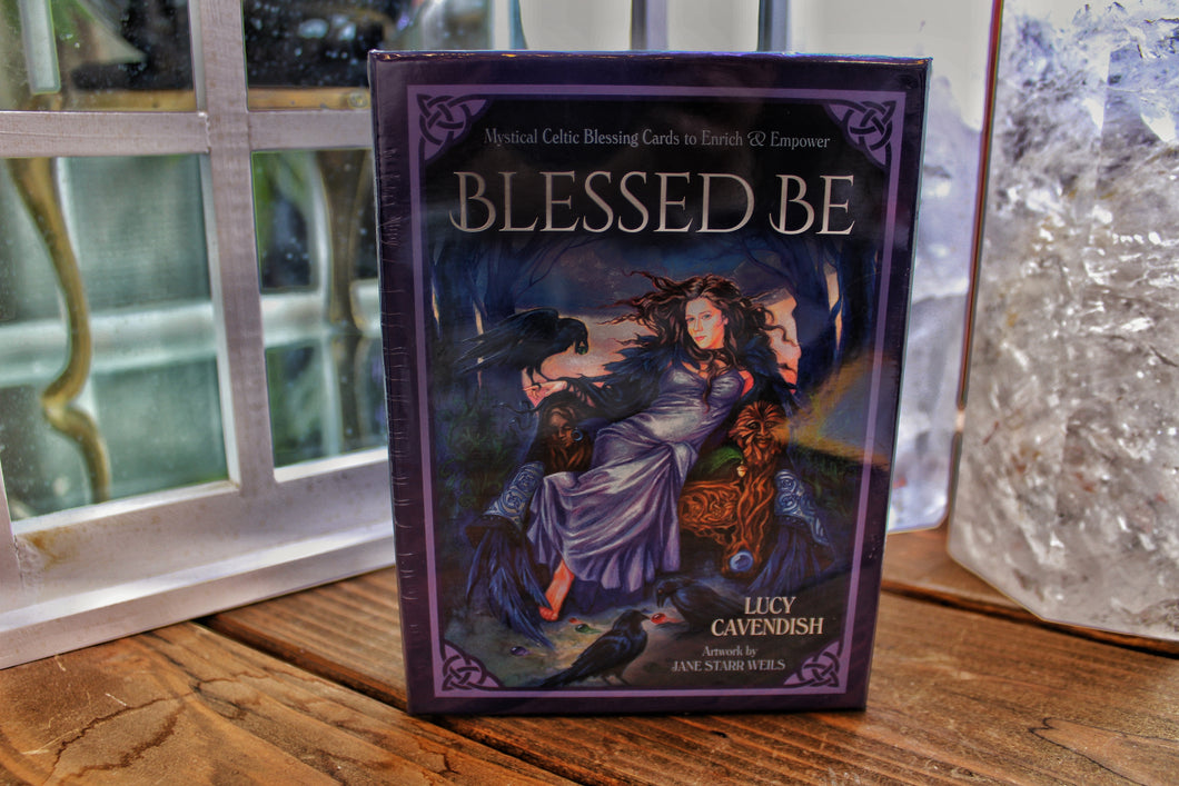 Blessed Be Oracle Deck