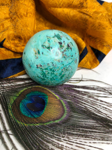 Turquoise Sphere Africa-2