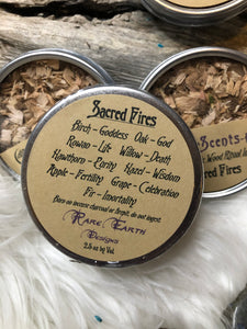 Sacred Fires - Wood Ritual Incense