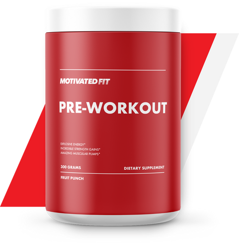 Motivated Fit Preworkout