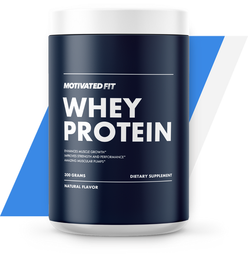 Motivated Fit Whey Protein