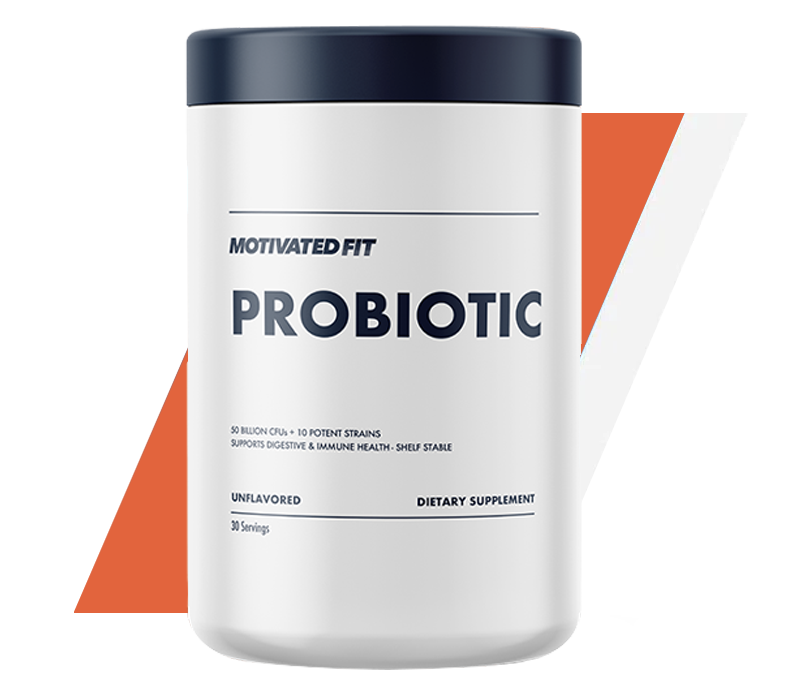 Motivated Fit Probiotic