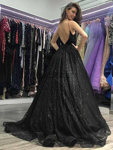 products/Black_Spaghetti_Strap_Side_Slit_A-line_Long_Prom_Dress_2.jpg