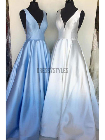 products/Cheap_Simple_Long_V-neck_Satin_Blue_Long_Formal_Dresses.jpg