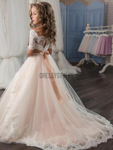 products/Half_sleeves_Lace_Tulle_Long_Flower_Girl_Dresses1.jpg