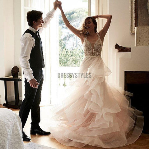 products/Lace_Tulle_A-line_Romantic_Long_Bridal_Wedding_Dress1.JPG
