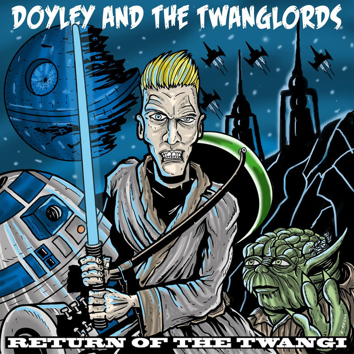 Doyley & The Twanglords LP
