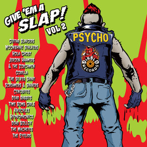 Diablo Records Compilation LP- best Psychobilly Bands