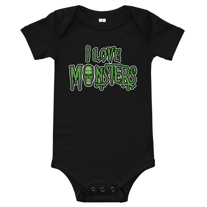 I love Monsters Onsie T-Shirt
