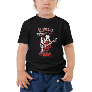 Slapbass Psycho Toddler Short Sleeve Tee