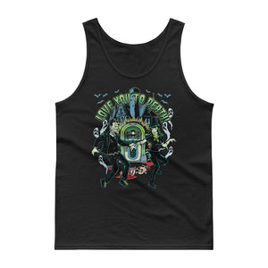 Love you to Death Tank top - The Wrecking Pit
