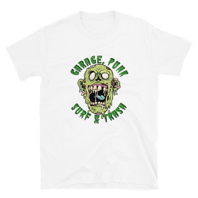 Garage, Surf, Punk & trash T-Shirt - The Wrecking Pit