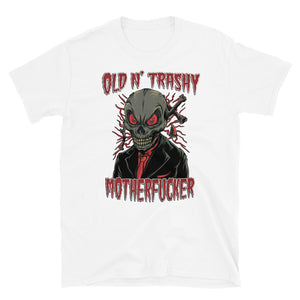 Old 'n' Trashy M*****er Short-Sleeve Unisex T-Shirt