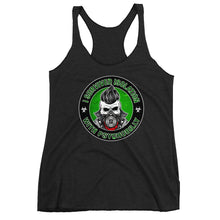 I survived Isolation - Women's Racerback Tank