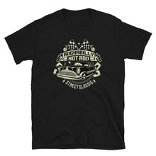Rockabilly Hotrod - Short-Sleeve Unisex T-Shirt - The Wrecking Pit | Psychobilly Clothing | Psychobilly Bands