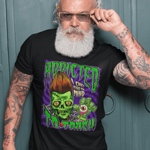 Load image into Gallery viewer, psychobilly, psychobillyclothing, psychobillyshop, psychobillybands, punkabilly, gothabilly, guanabatz, meteeors, cramps, madsin, rockabilly, kustomkulture, oldschoolpsychobilly