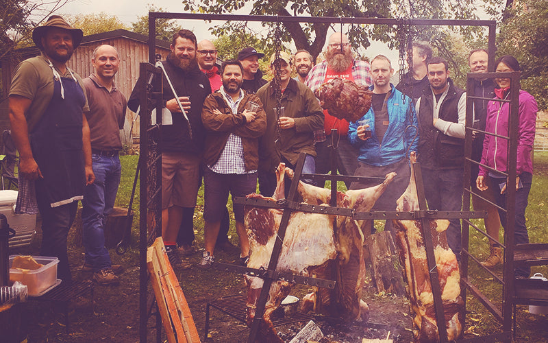 Group Experience Days – Country Fire Kitchen UK