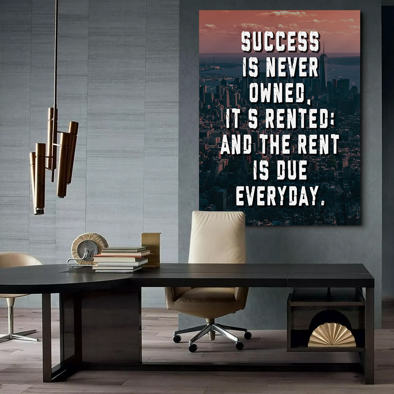 Success Is Never Owned