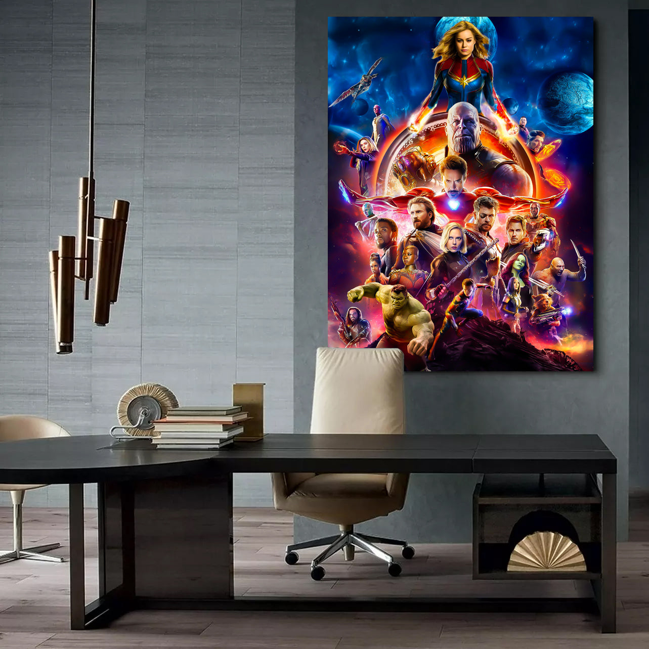 Tablou Canvas - Avengers - Tablomag