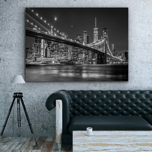 Tablou Canvas - [One Time Deal] The Bridge - Tablomag