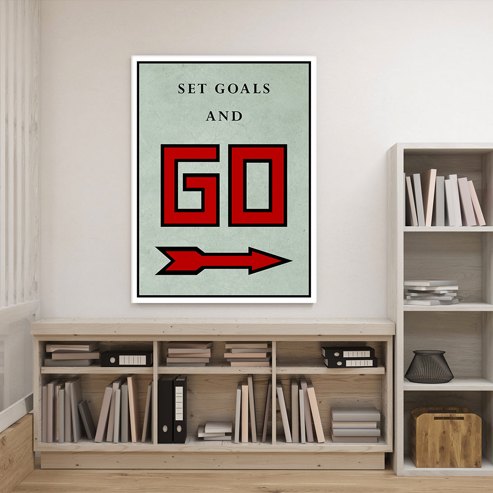 Set Goals and GO