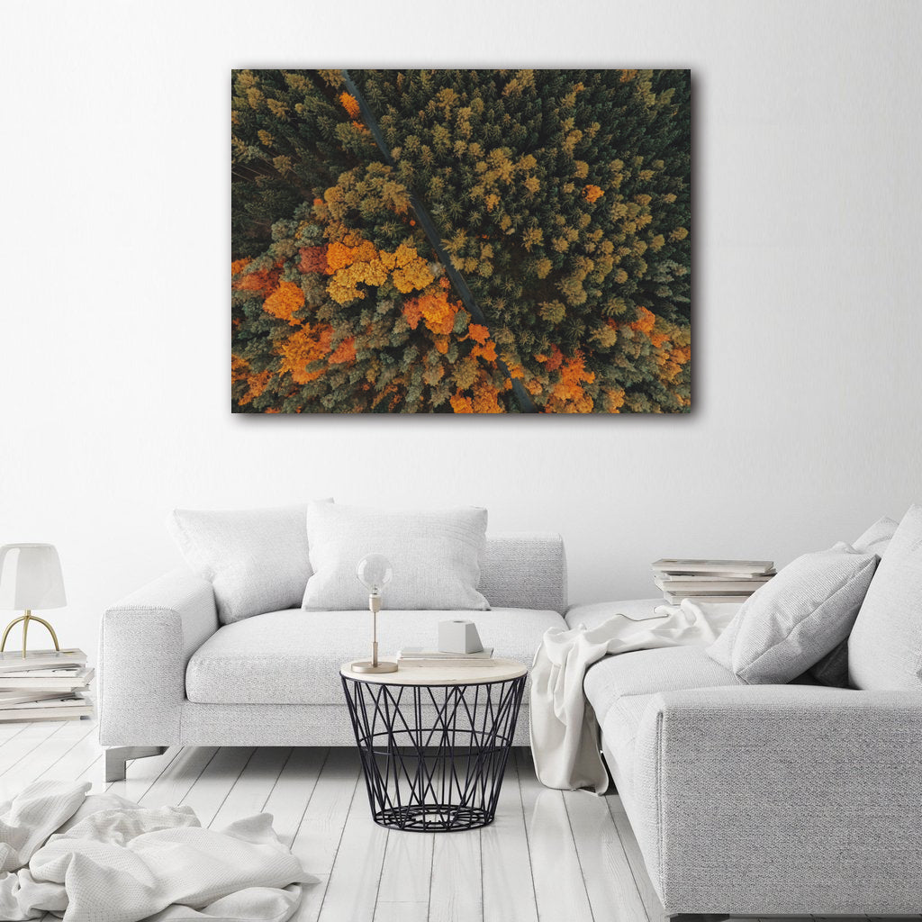 Tablou Canvas - Early Fall - Tablomag