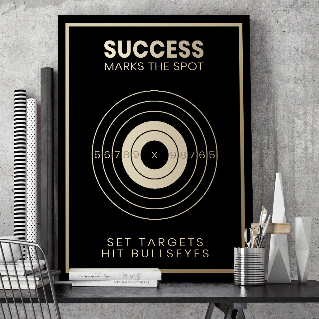 Tablou Canvas - Success Spot - Tablomag