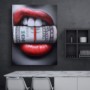 Money In Lips