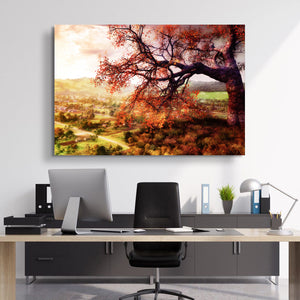 Tablou Canvas - Autumn Leaves - Tablomag