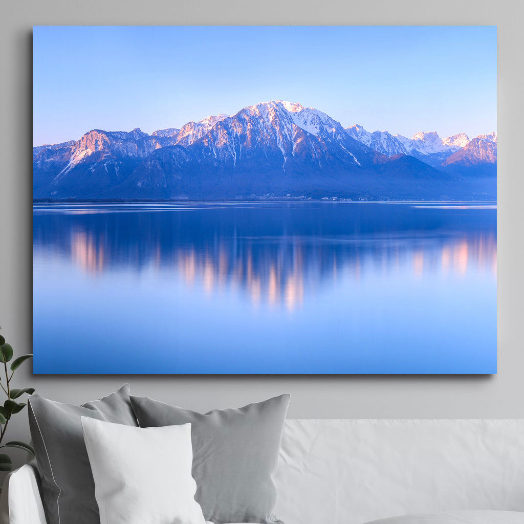 Tablou Canvas - Lake View - Tablomag